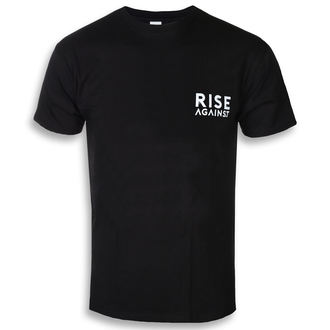 Herren T-Shirt Metal Rise Against - Wolves Pocket - KINGS ROAD, KINGS ROAD, Rise Against