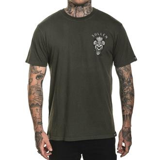 Herren T-Shirt SULLEN - HOLST - OLIVE, SULLEN