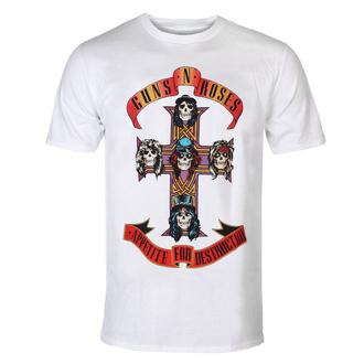 Herren T-Shirt Metal Guns N' Roses - Appetite For Destruction - ROCK OFF, ROCK OFF, Guns N' Roses