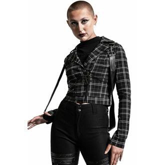 Damen Jacke KILLSTAR - Freak Flag - ASH TARTAN, KILLSTAR