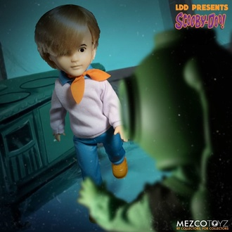 Figur (Puppe) Scooby-Doo & Mystery - Living Dead Dolls, LIVING DEAD DOLLS, Scooby-Doo & Mystery