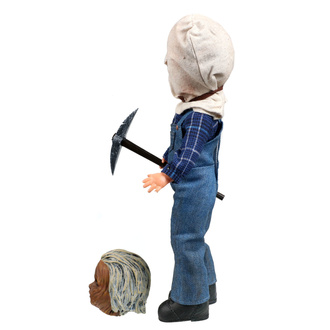 Puppe Friday the 13th - Living Dead Dolls - Jason Voorhees Deluxe Auflage, LIVING DEAD DOLLS, Friday the 13th