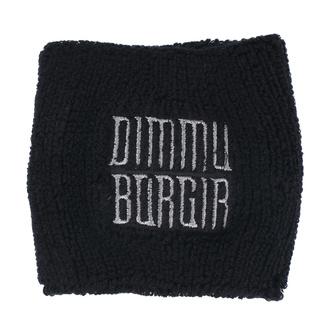 Schweißarmband Dimmu Borgir - In Sorte Logo, RAZAMATAZ, Dimmu Borgir