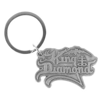 Schlüsselring (Anhänger) King Diamond - Logo - RAZAMATAZ, RAZAMATAZ, King Diamond