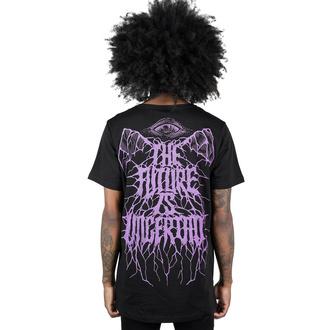 Unisex T-Shirt KILLSTAR - Future - Schwarz, KILLSTAR
