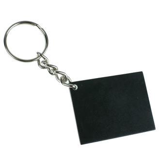Schlüsselanhänger Metalshop - einseitig, METALSHOP