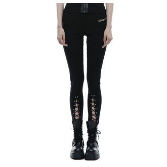 Damen Leggings PUNK RAVE - Girl of spades