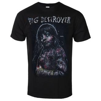 Herren T-Shirt Pig Destroyer - Painter Of Dead Girls - Schwarz - INDIEMERCH, INDIEMERCH, Pig Destroyer
