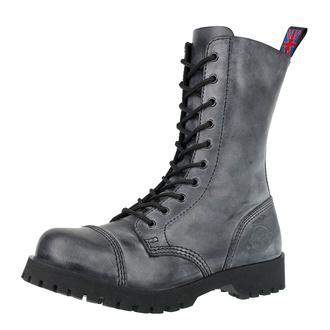 Schuhe NEVERMIND - 10 Loch - Black Antrax, NEVERMIND