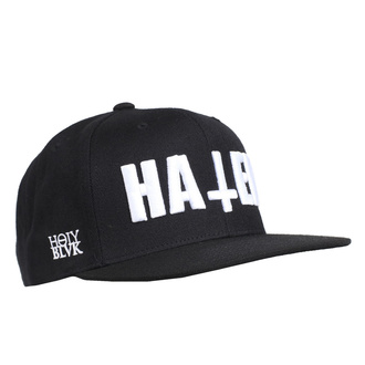 Kappe Cap HOLY BLVK - HATED, HOLY BLVK