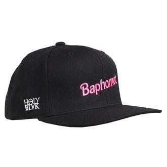 Kappe Cap HOLY BLVK - BAPHOMET, HOLY BLVK