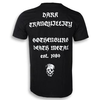 Herren T-Shirt Metal Dark Tranquillity - Old Skool -, ART WORX, Dark Tranquillity
