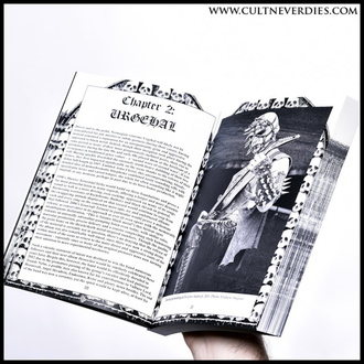 Buch Black Metal: Into The Abyss (signiert), CULT NEVER DIE