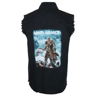 košile pánská bez rukávů (vesta) AMON AMARTH - JOMSVIKING - RAZAMATAZ, RAZAMATAZ, Amon Amarth