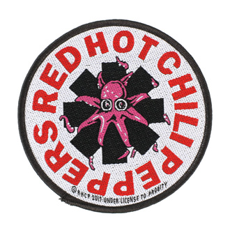 Patch Aufnäher Red Hot Chili Peppers - Octopus - RAZAMATAZ, RAZAMATAZ, Red Hot Chili Peppers