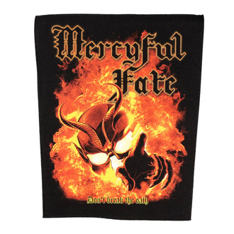 Rückenaufnäher groß Mercyful Fate - Don't Break The Oath - RAZAMATAZ, RAZAMATAZ, Mercyful Fate
