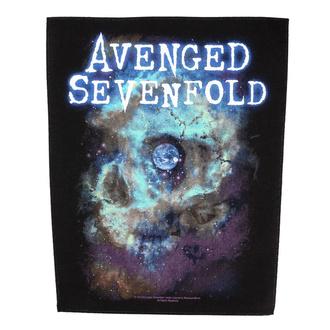 Rückenaufnäher groß Avenged Sevenfold - Nebula - RAZAMATAZ, RAZAMATAZ, Avenged Sevenfold