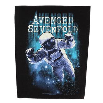 Rückenaufnäher groß Avenged Sevenfold - Astronaut - RAZAMATAZ, RAZAMATAZ, Avenged Sevenfold