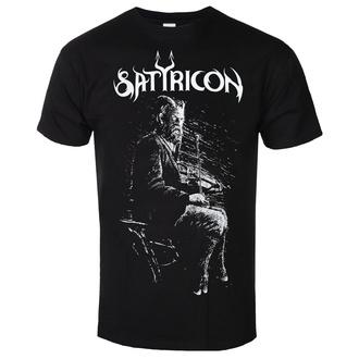 Herren T-Shirt SATYRICON - Fanden - SCHWARZ, NNM, Satyricon