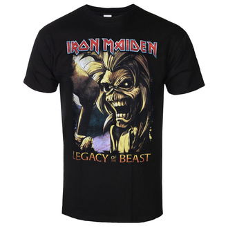 Herren T-Shirt Metal Iron Maiden - Killers - ROCK OFF, ROCK OFF, Iron Maiden