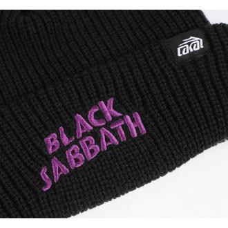 Mütze Lakai Black x Sabbat - black, Lakai x Black Sabbath, Black Sabbath