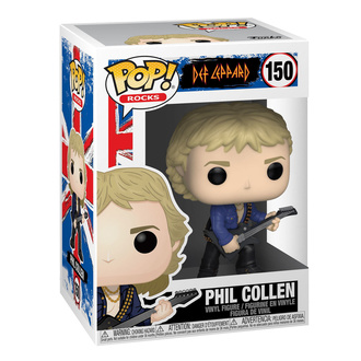 Figur Def Leppard - POP! - Phil Collen, POP, Def Leppard