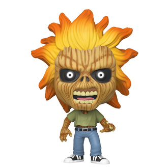 Figur Iron Maiden - POP! - Skelett Eddie, POP, Iron Maiden