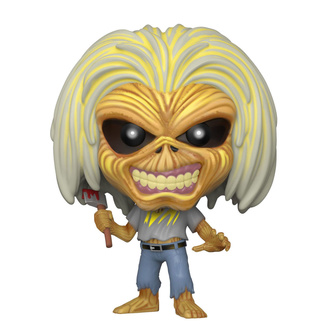 Figur Iron Maiden - POP! - Killer - Skelett Eddie, POP, Iron Maiden