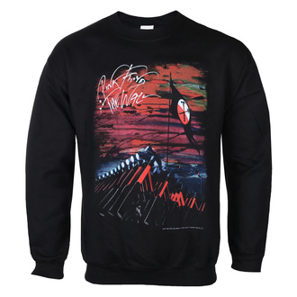 Herren Sweatshirt Pink Floyd - The Wall - Marching Hammers - LOW FREQUENCY, LOW FREQUENCY, Pink Floyd