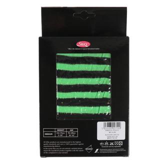 Strumpfhose LEGWEAR - scarlet ringer - schwarz neon- grün streifen, LEGWEAR