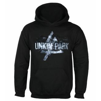 Herren Hoodie LINKIN PARK - SMOKE LOGO - PLASTIC HEAD, PLASTIC HEAD, Linkin Park