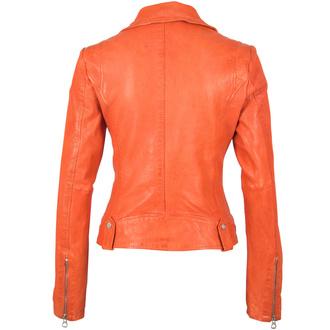 Damen Lederjacke GGFavour LAMAXV Orange, NNM
