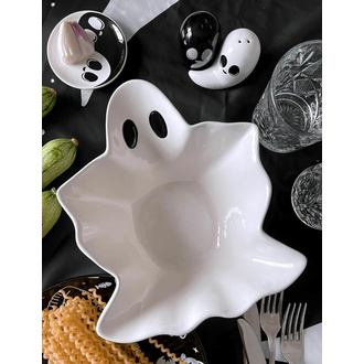 Schale KILLSTAR - Ghost - Weiß, KILLSTAR