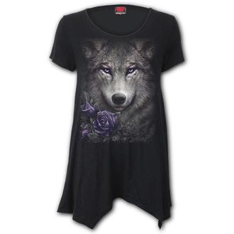 Damen Tunika - WOLF ROSES - SPIRAL - T150F755