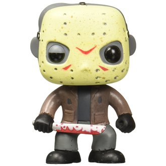 Figur Friday the 13th - POP! - Jason Voorhees, POP, Friday 13th