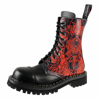 Stiefel STEADY´S - 10-hole - Baphomet, STEADY´S