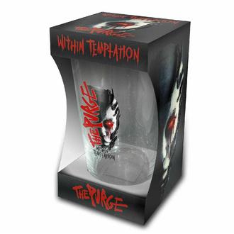 Glas WITHIN TEMPTATION - THE PURGE, RAZAMATAZ, Within Temptation