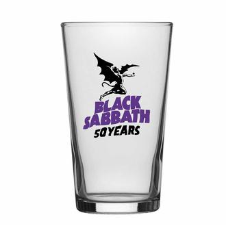 Glas BLACK SABBATH - 50 YEARS, RAZAMATAZ, Black Sabbath