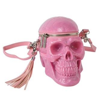 Handtasche (tasche) KILLSTAR - Grave Digger Skull - KAUGUMMI, KILLSTAR