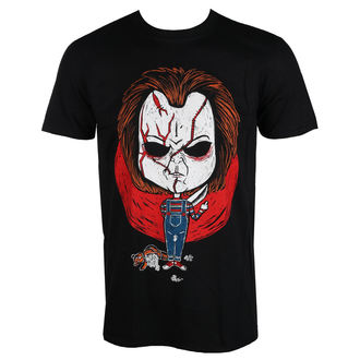 Herren T-Shirt Hardcore - CHUCKY - GRIMM DESIGNS, GRIMM DESIGNS