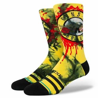 Socken Guns N' Roses - SO FINE - GELB - STANCE, STANCE, Guns N' Roses