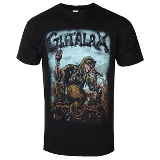 Herren T-Shirt GUTALAX - Shitbusters - ROTTEN ROLL REX, ROTTEN ROLL REX, Gutalax