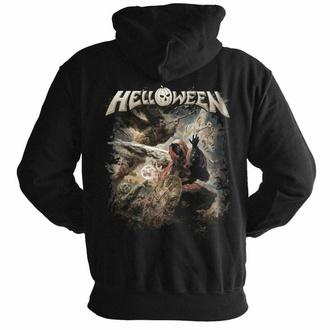 Herren Sweatshirt HELLOWEEN - Cover, NUCLEAR BLAST, Helloween