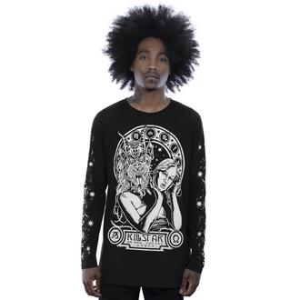 Unisex T-Shirt mit langen Ärmeln KILLSTAR - Hey Demon, KILLSTAR