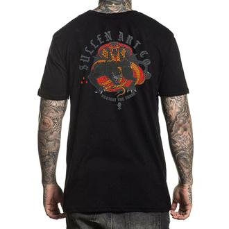 Herren T-Shirt SULLEN - HOLD STILL - SCHWARZ, SULLEN
