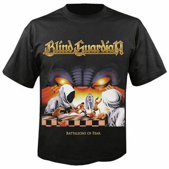 Herren T-Shirt BLIND GUARDIAN - Battalions of fear CLASSIC, NUCLEAR BLAST, Blind Guardian