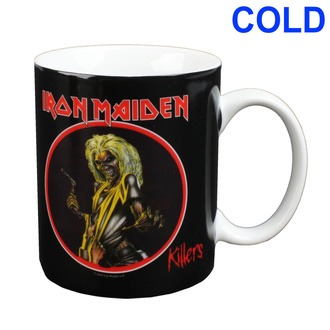 Tasse mit Thermoeffekt Iron Maiden, NNM, Iron Maiden