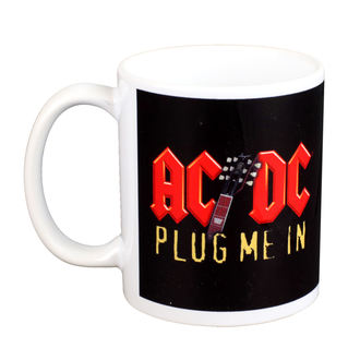 Tasse AC / DC - Plug Me In - PYRAMID POSTERS, PYRAMID POSTERS, AC-DC