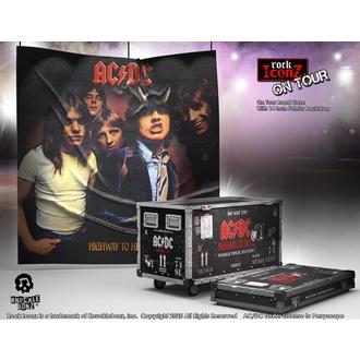 Dekoration AC/DC - On Tour Highway to Hell Road, KNUCKLEBONZ, AC-DC