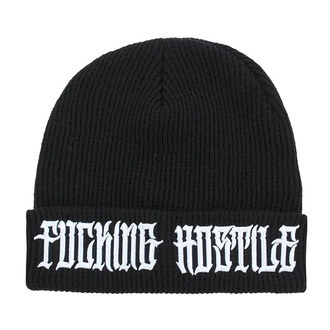 Beanie Mütze HYRAW - HOSTILE BONNET F**KING, HYRAW